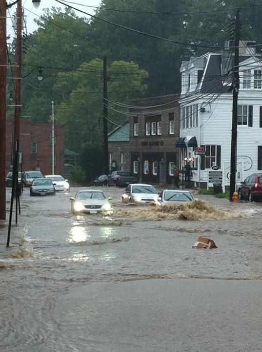 Ellicott City Is In A Valley And Is Known To Flood Ellicott City Ellicott City Md City