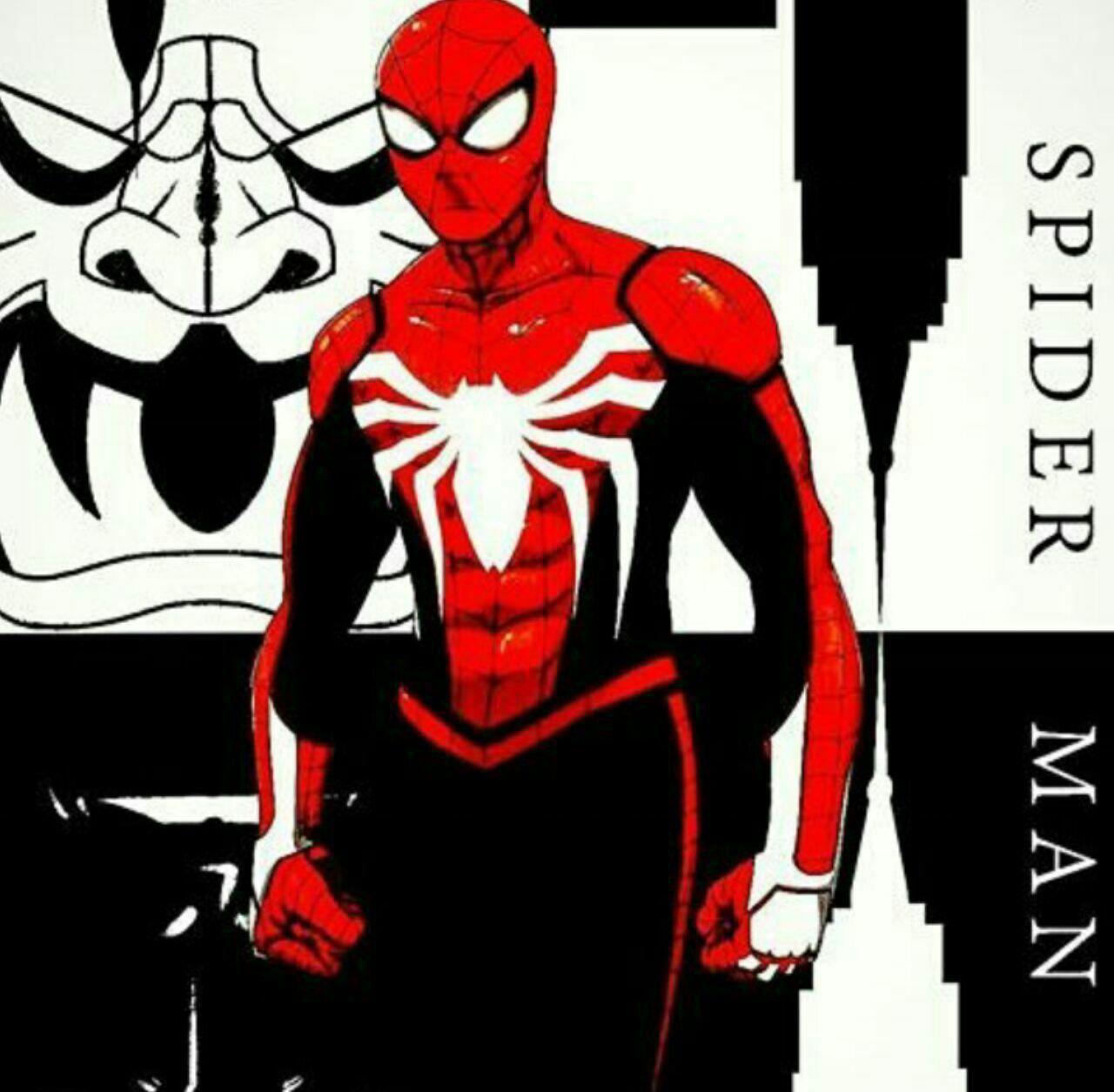 Pin de spidervers en spiderman (con imágenes) Dibujos