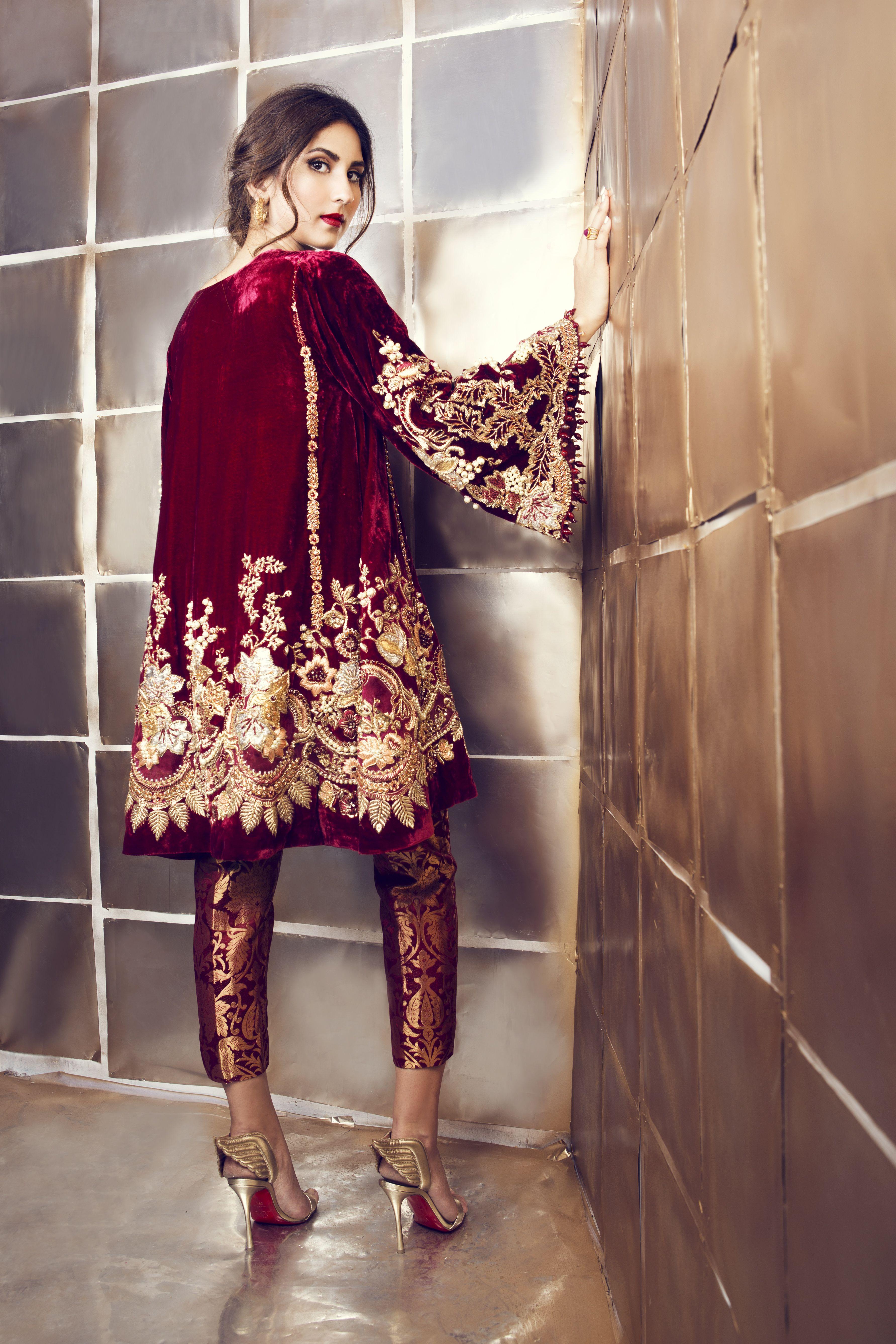 Red dress | Traditional Dresses | Pinterest | afghanische Kleider ...