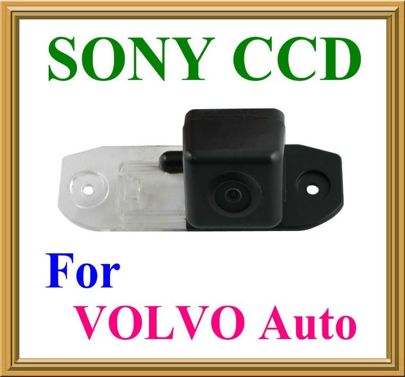 car camera!!! CAR CCD SONY REAR VIEW REVERSE BACKUP  CAMERA FOR VOLVO S80 S40L S80L XC60 XC90 S40 C70