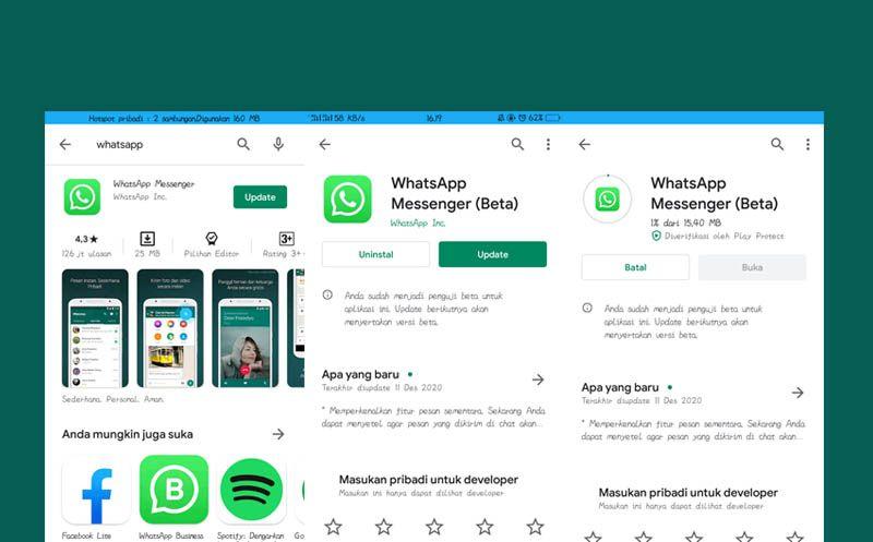 8 Cara Mengatasi Whatsapp Wa Kadaluarsa Tanpa Update Android Tulisan