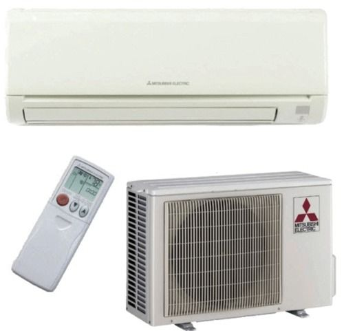 Details About 22000 Btu Mitsubishi Mr Slim Ductless Split Air