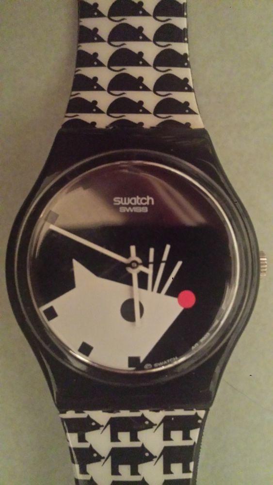Rare Swatch Watch No Cheese Swatch Watch Swatch Swatch Store