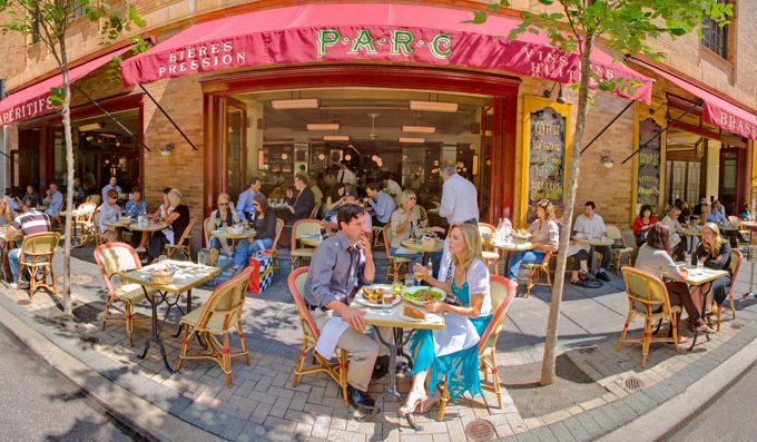 Dine Al Fresco At Parc On Rittenhouse Square In Philadelphia Photo By G Widman For Gptmc