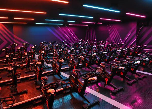 Kensington Luxury Gym Virgin Active Health Club Spa Decoracion De Gimnasio