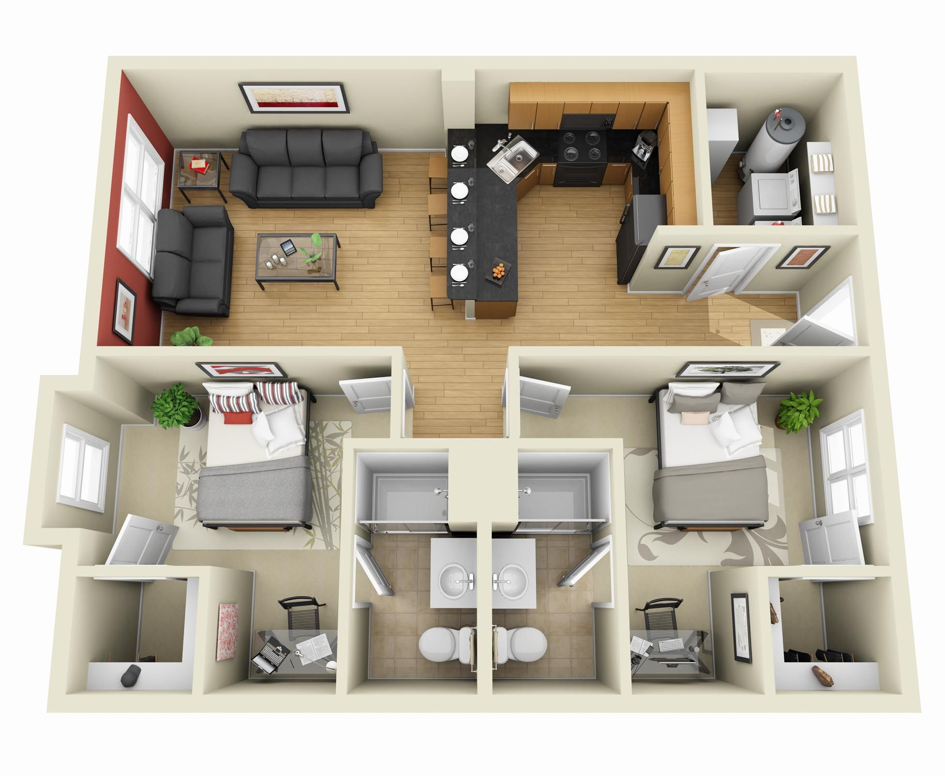 Check The Latest Collection Of 3d Floor Plan Images And