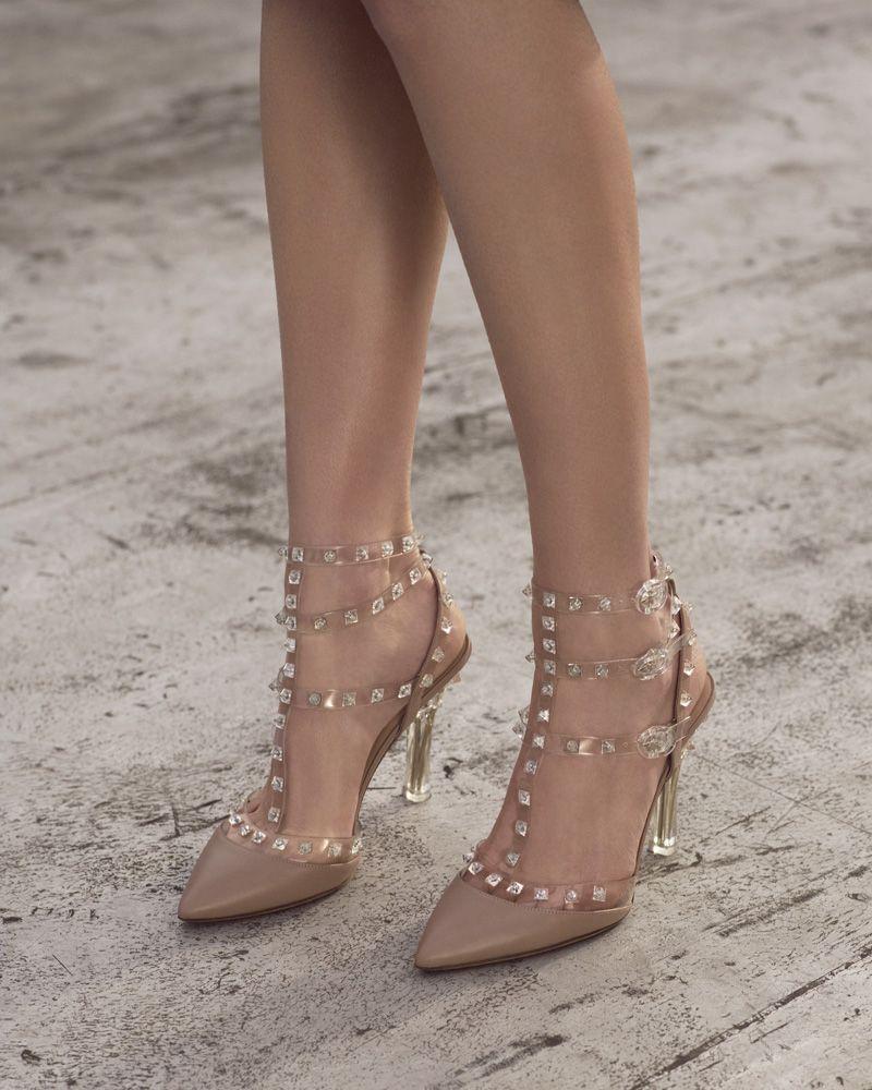 30ff7293960d2 Hilary Rhoda for Bergdorf Goodman Spring 2013 Lookbook   shoe whore ...