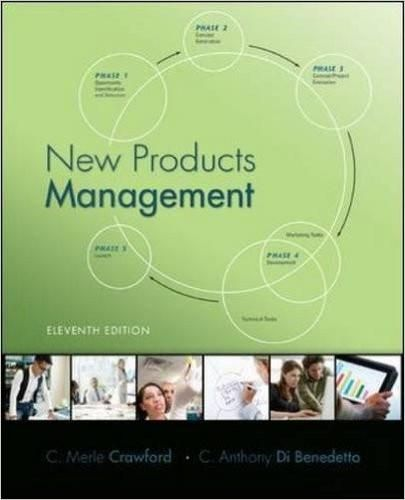 New products management 11th edition by c merle crawford c new products management 11th edition by c merle crawford c anthony di benedetto isbn 13 978 0078029042 fandeluxe Choice Image