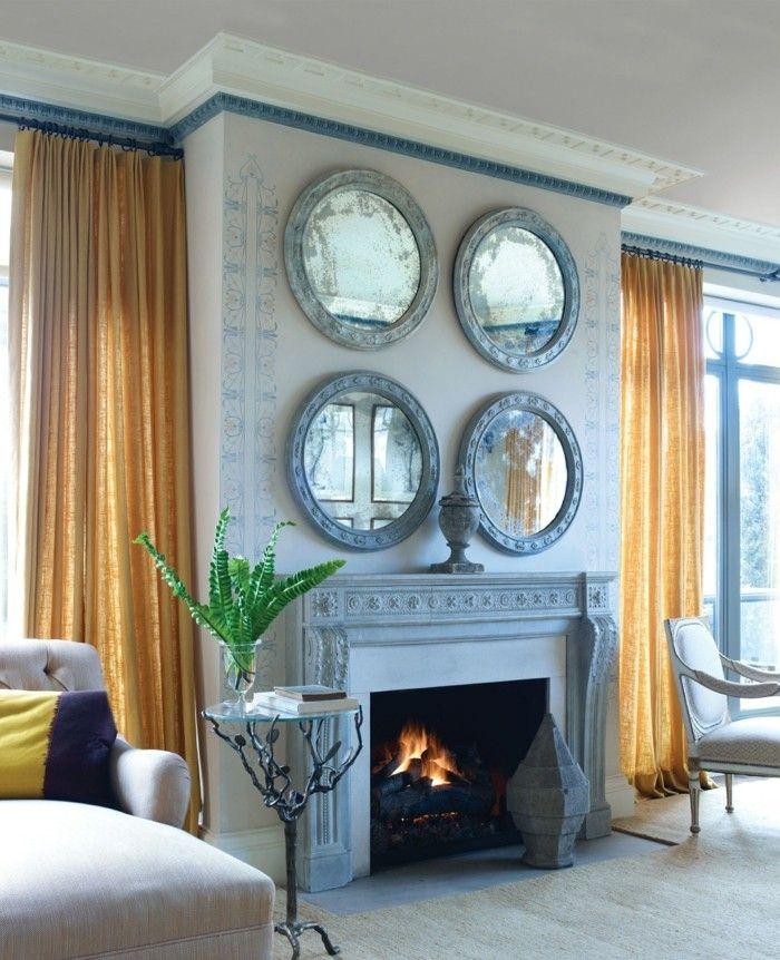 spiegel deko spiegel mit rahmen | Dekoration - Decoration ideas ...
