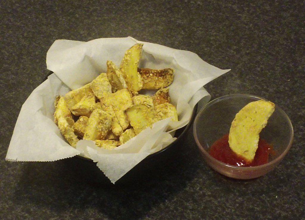 Patatas fritas más ligeras. ¡Sí, es posible! | Cocinar en casa es facilisimo.com