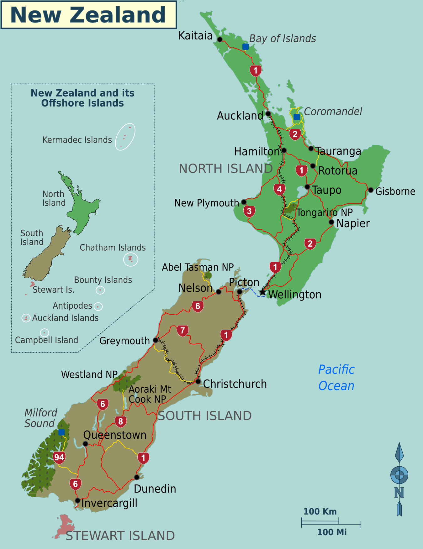City Map Of New Zealand.New Zealand Map Travel New Zealand Travel New Zealand Travel