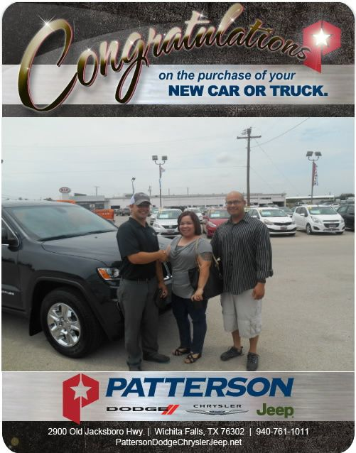 Congratulations Leonard And Dusty Walters On Your New 2012 Nissan