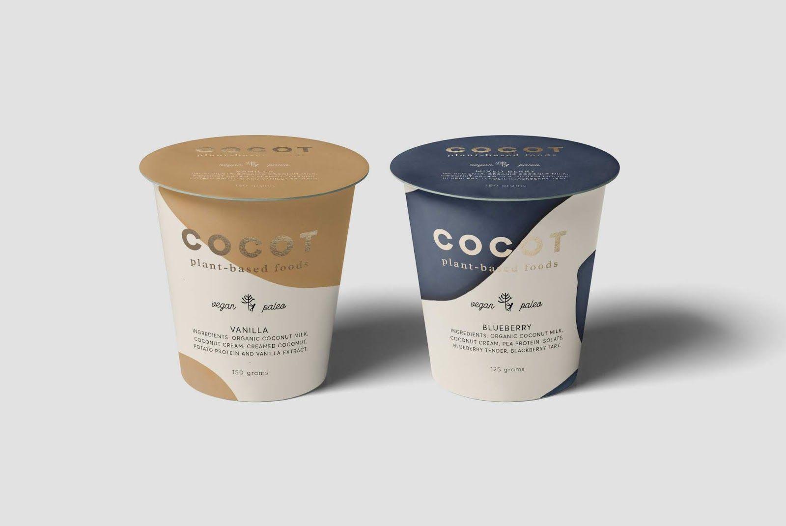 Cocot Bottle Packaging Design Packaging Design Inspiration