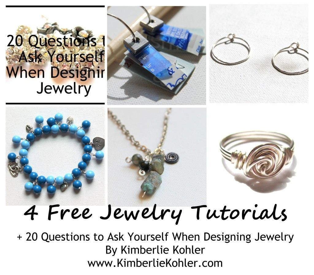 Bead & Wire Art Jewelry Ebook