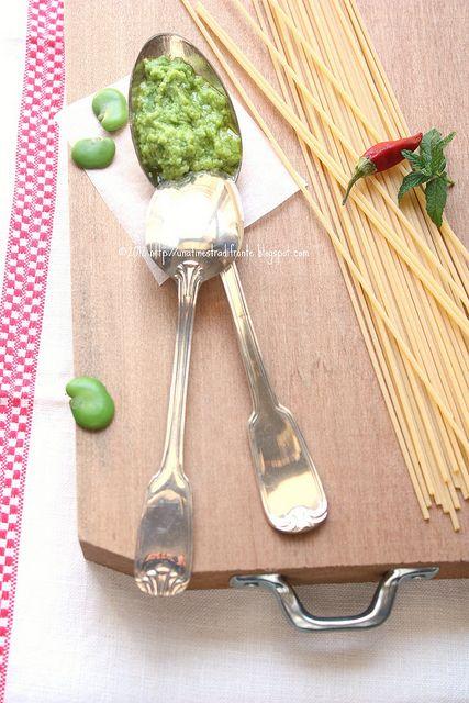 Pesto di fave una finestra di fronte pinterest pesto pasta e italian recipes - Una finestra di fronte ...