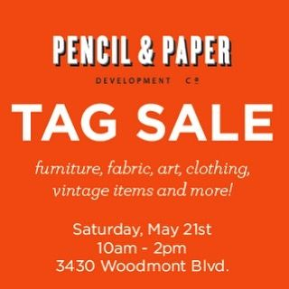 "Mark your calendars Nashville!! We are holding our largest ""Designer Tag Sale"" ever next Saturday (May 21st). Follow along this week and we'll give you a ""sneak peek"" of some of our ""treasures""! #nashvilletagsale #designertreasures #vintage"