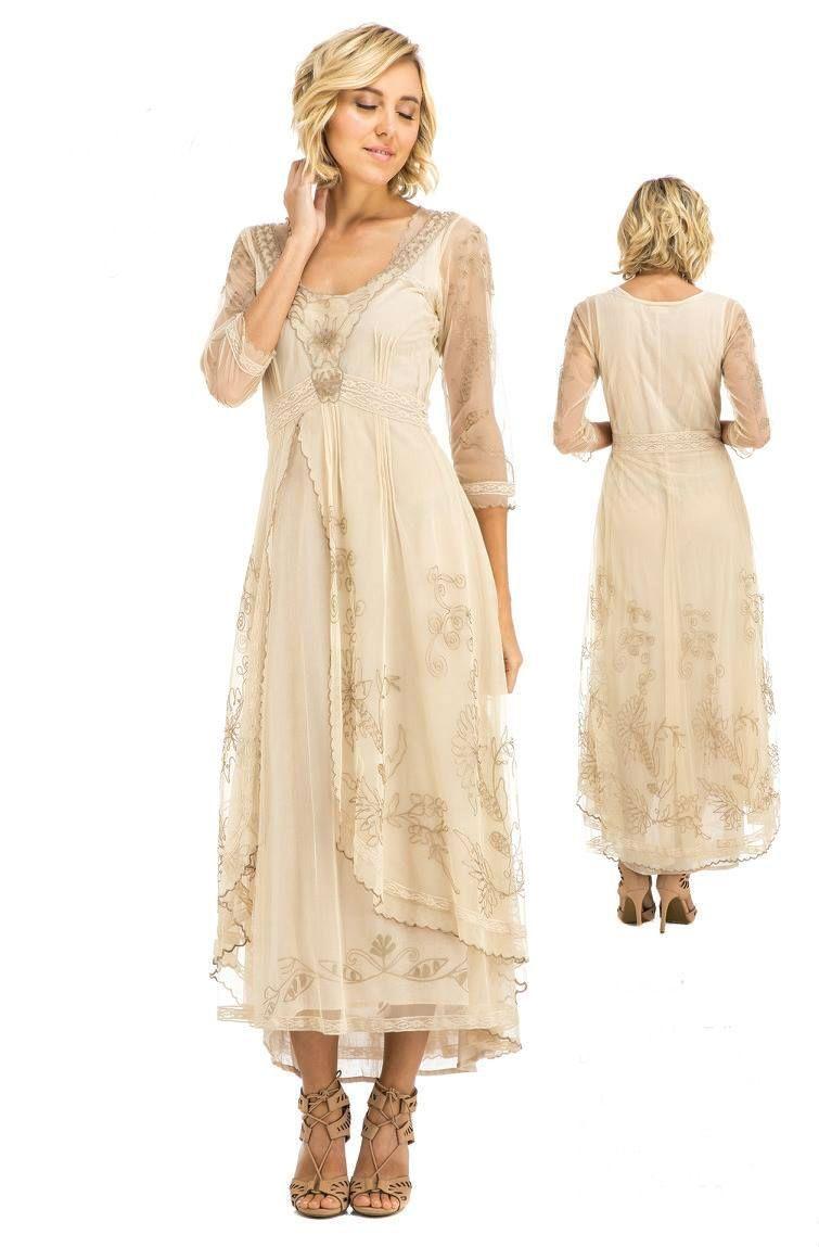 Gorgeous nataya vintage inspired wedding dress vintage style gorgeous nataya vintage inspired wedding dress vintage style dressesnataya dresses1920s wedding ombrellifo Images