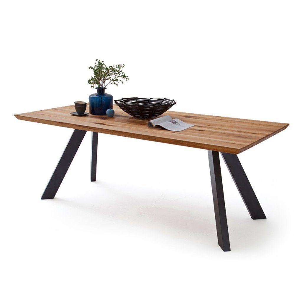 Esstische mit Ecken und Kanten Tische mit Baumkante (mit