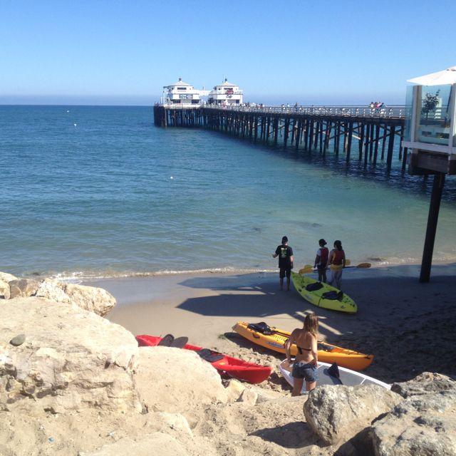 Day off in Malibu