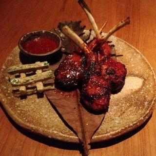 zuma lamb chops recipe Korean spiced Lamb chops