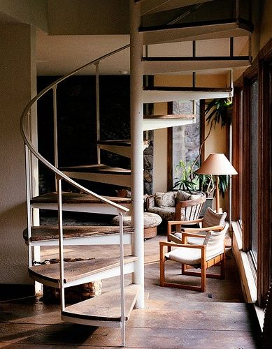 spiral stairs <3                                                       …