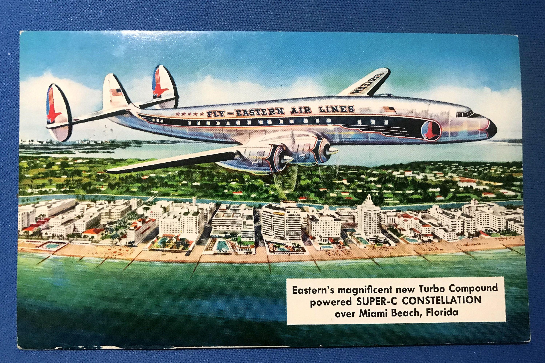 Eastern Airlines Vintage Posters