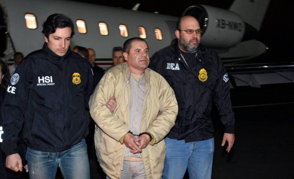 El Chapo tiene alucinaciones en prisión: oye música en una radio apagada    Según sus abogados, el narcotraficante ha perdido la noción de...