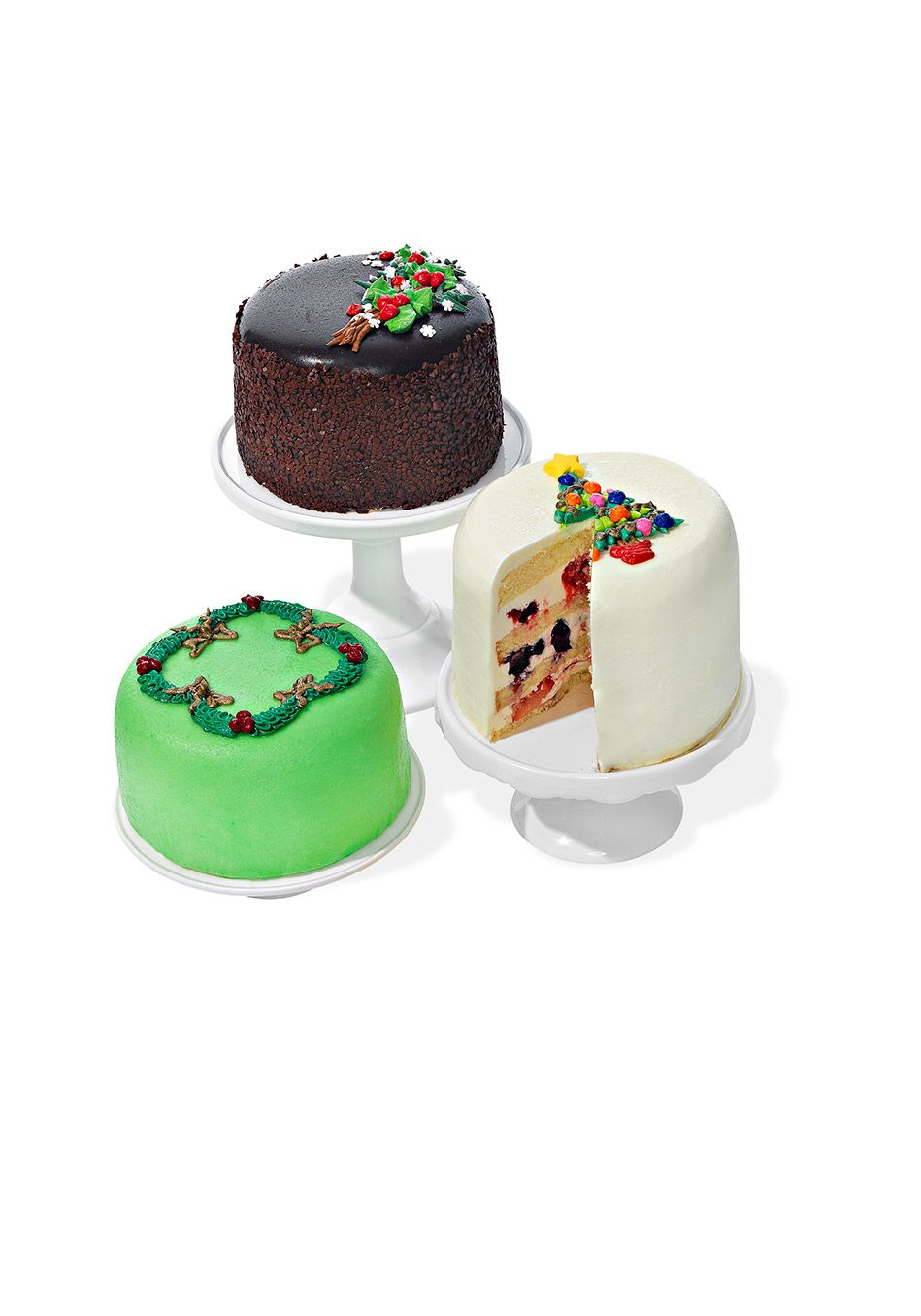 Holiday Cakes | Tasty | Pinterest