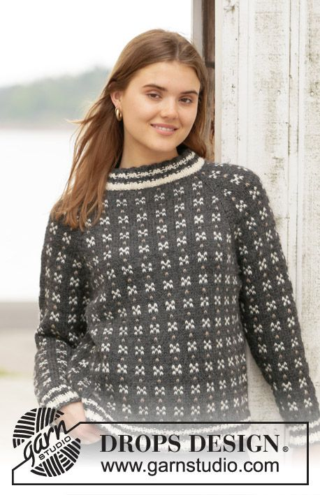 Akranes / DROPS 205-20 - Free knitting patterns by DROPS Design