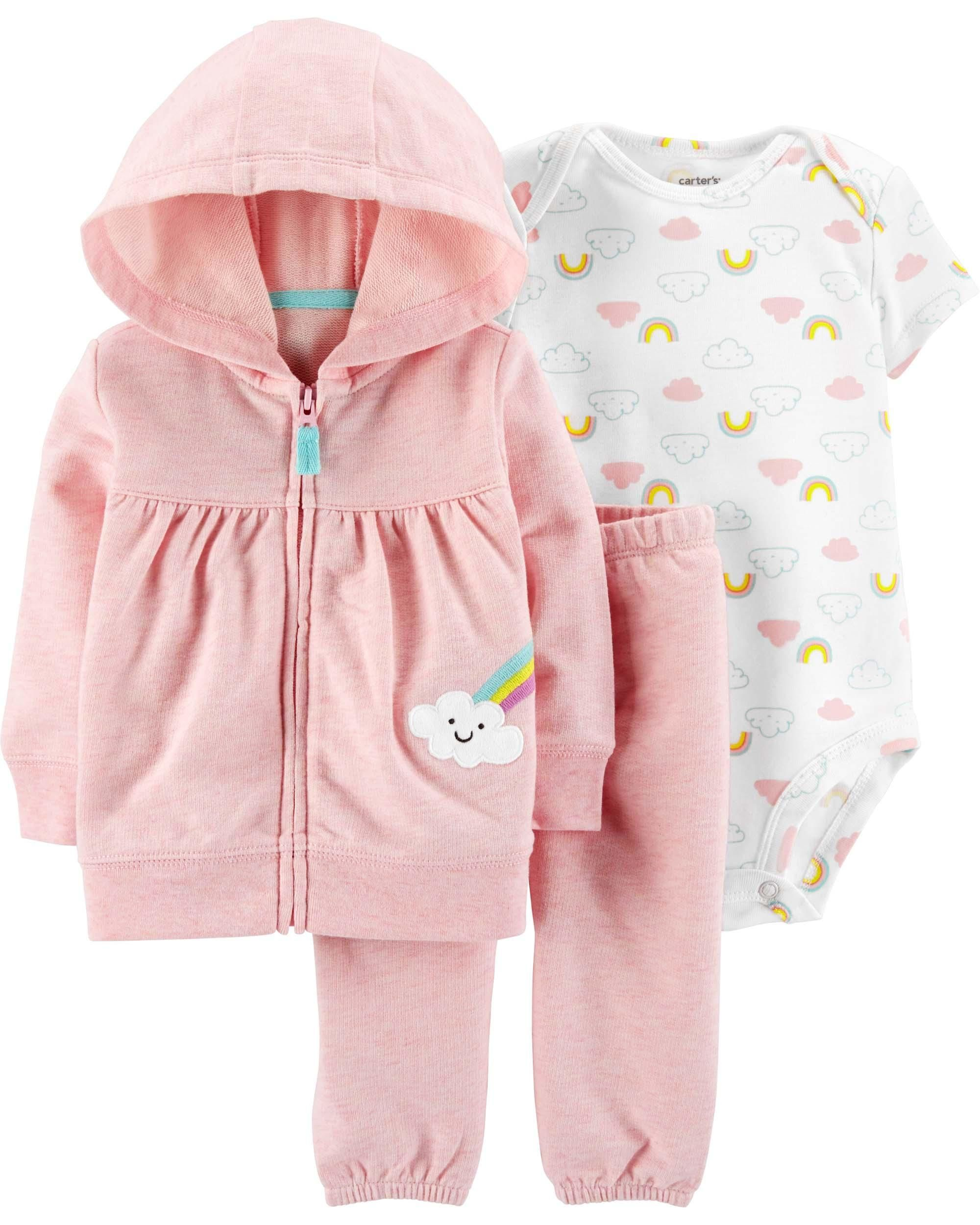 ad6e581a3 3-Piece Little Jacket Set