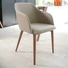 Dip dining chair stone New house ideas kitchen diner Pinterest