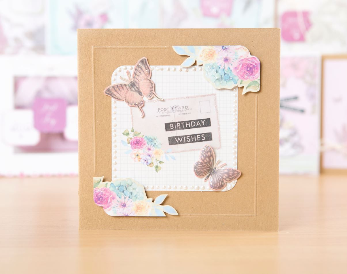 106 best Craftwork Cards Ideas images – Papercraft Birthday Card
