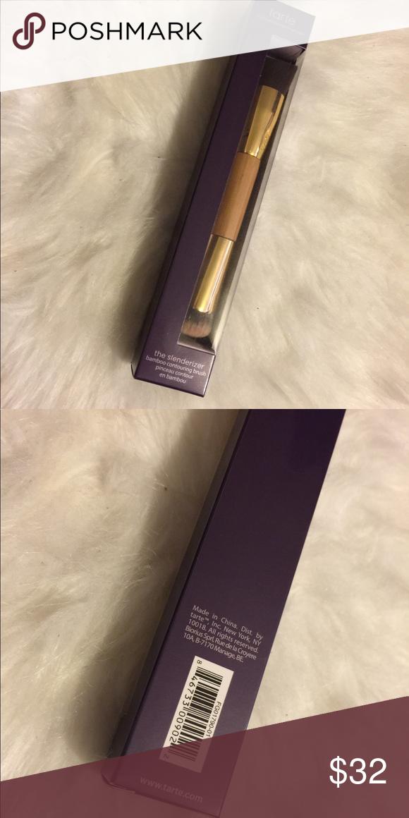 Tarte 💖 Tarte makeup brushes, Contour brush, Things to sell