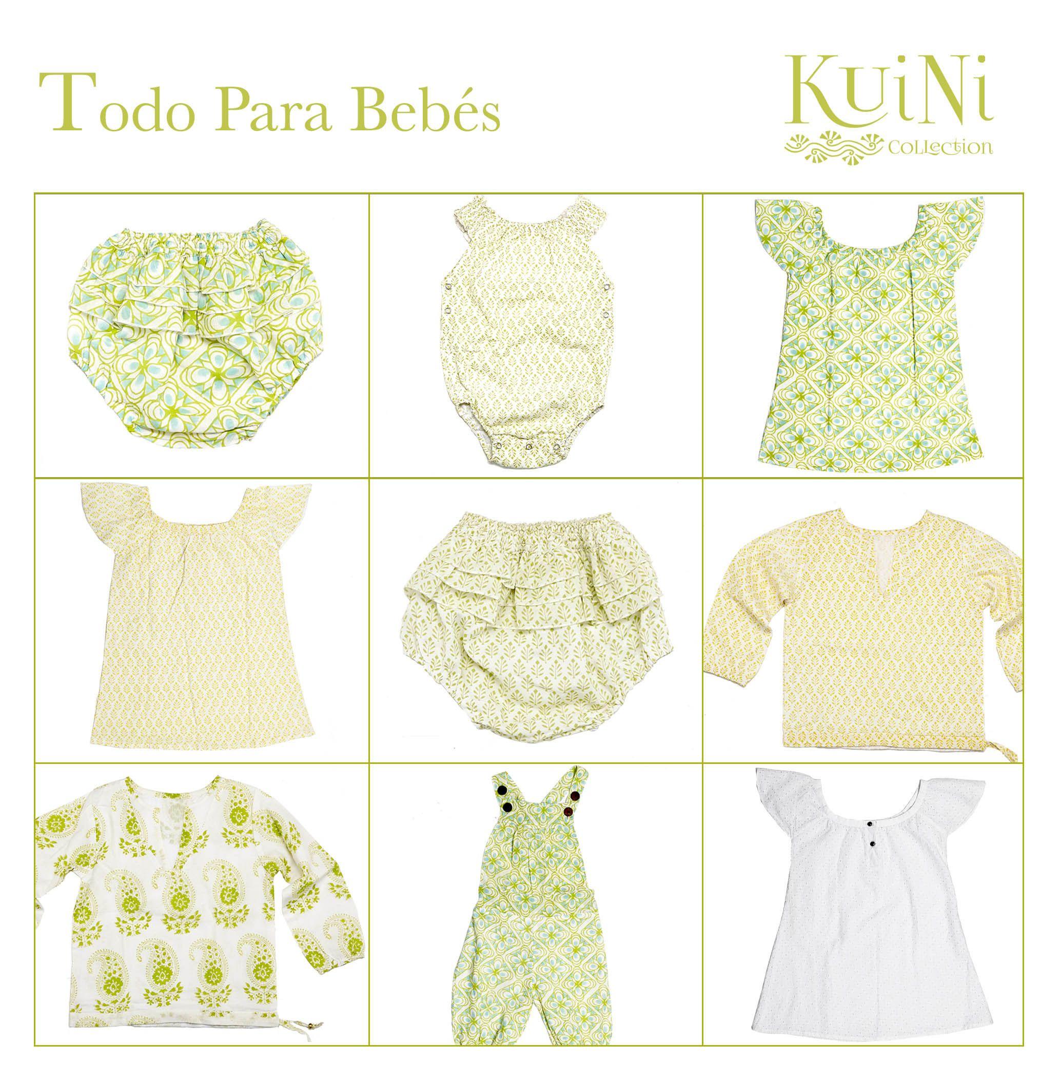 Todo para bebés… Kuini Collection