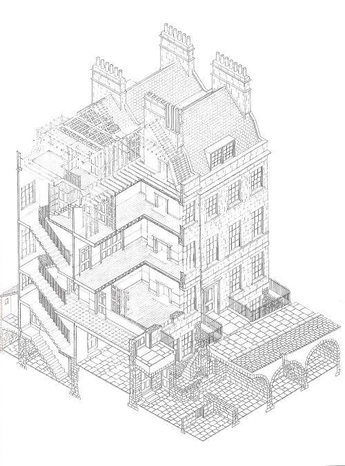 Characteristics Of The Georgian Town House Regency Architecture Georgian Homes Regency House