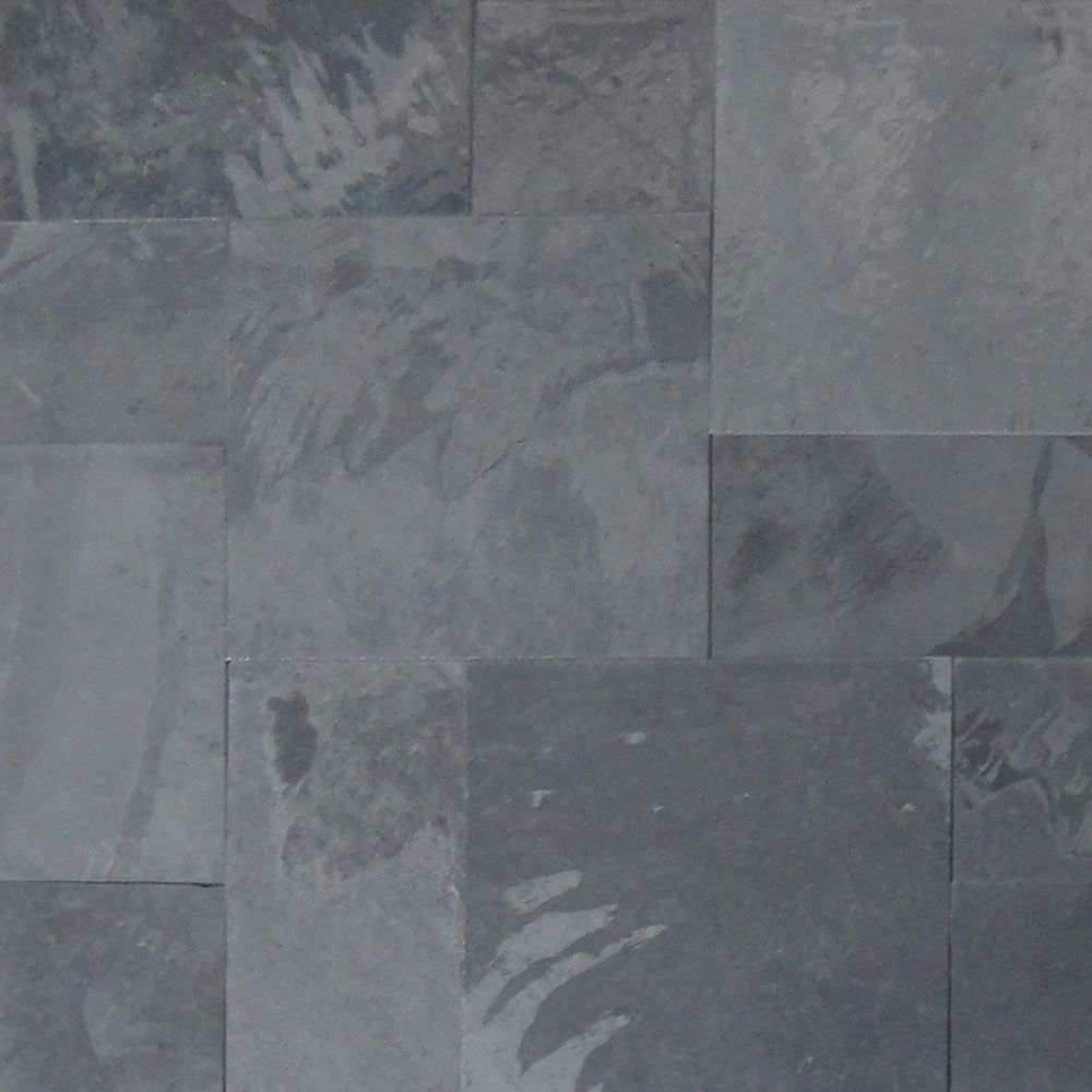 Black Slate Patter : Slate tile french pattern and