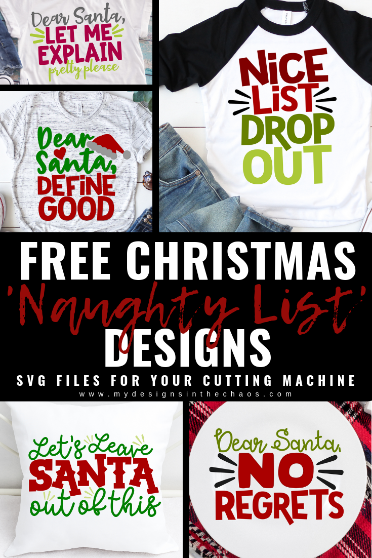 Christmas Svg Files Naughty List Holly Jolly 1000 Images About Circuit Projects On Pinterest Cricut This Free Is Funny And Cute It Easy To Use With Your
