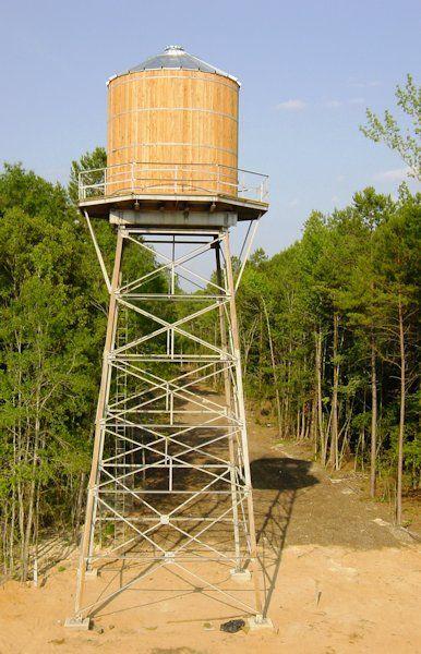 Wood Water Storage Tanks with Wood or Steel Tower & Wood Water Storage Tanks with Wood or Steel Tower | water prep ...
