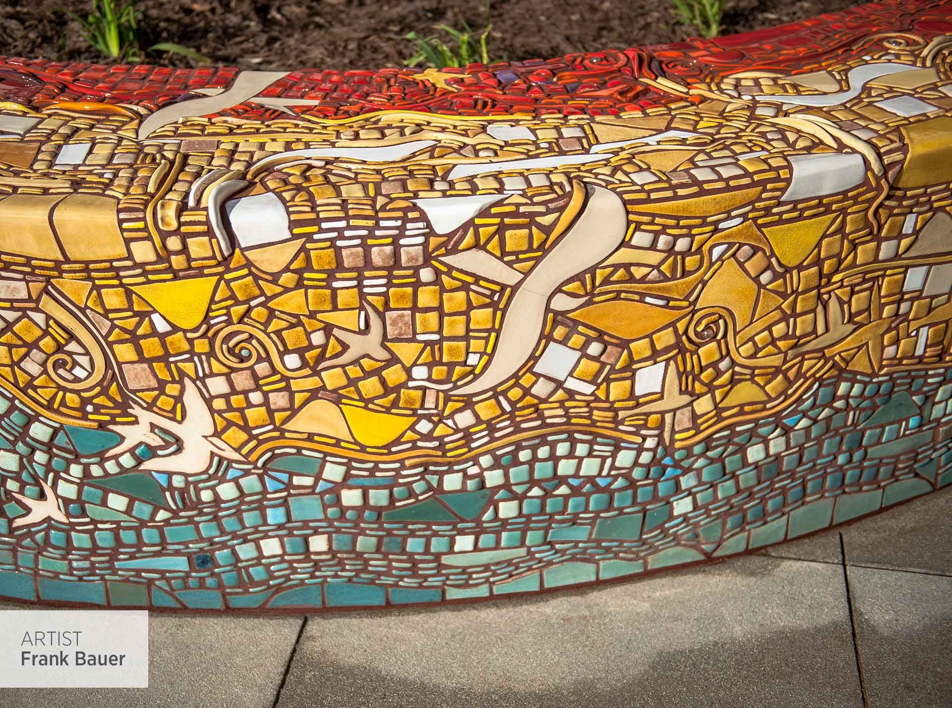 The Collection Riverpark Public Art Portfolio Experiential