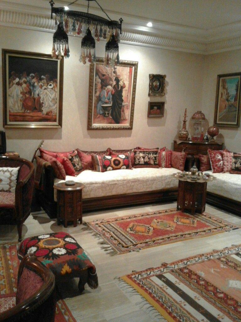 Pin by Mona liza on Deco  Moroccan decor living room, Home decor