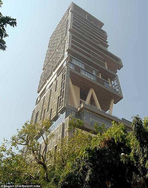 World S Most Expensive House