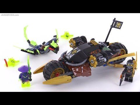 Lego Ninjago Coles Blaster Bike Google Search Lego Lego