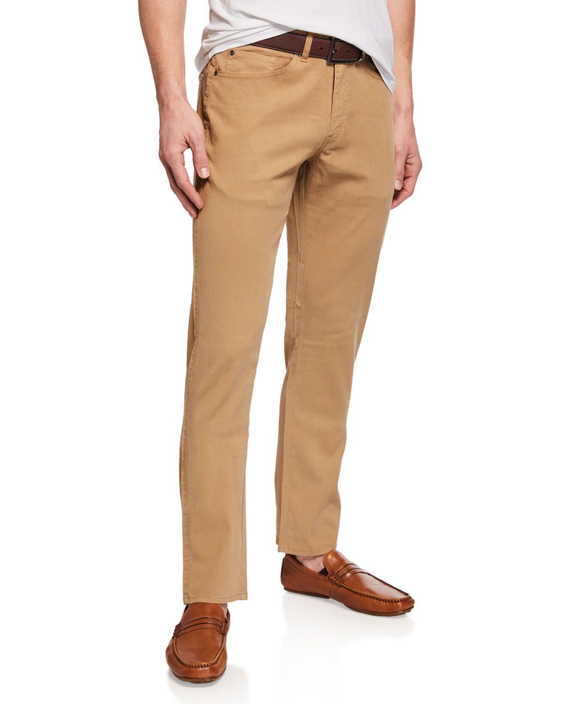 7c65a807edc33f PETER MILLAR MEN'S BEDFORD SOFT TOUCH CORDUROY PANTS. #petermillar #cloth