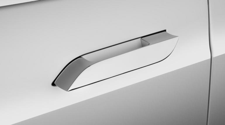 Pleasant Tesla Model S Retractable Door Handles And Tesla