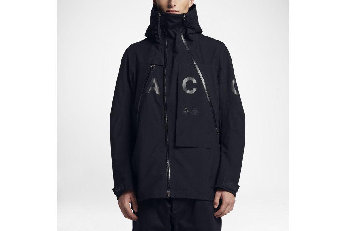 estoy de acuerdo con loco Clancy  851976-010 Nike Lab ACG Alpine Jacket | Jackets, Coats jackets ...
