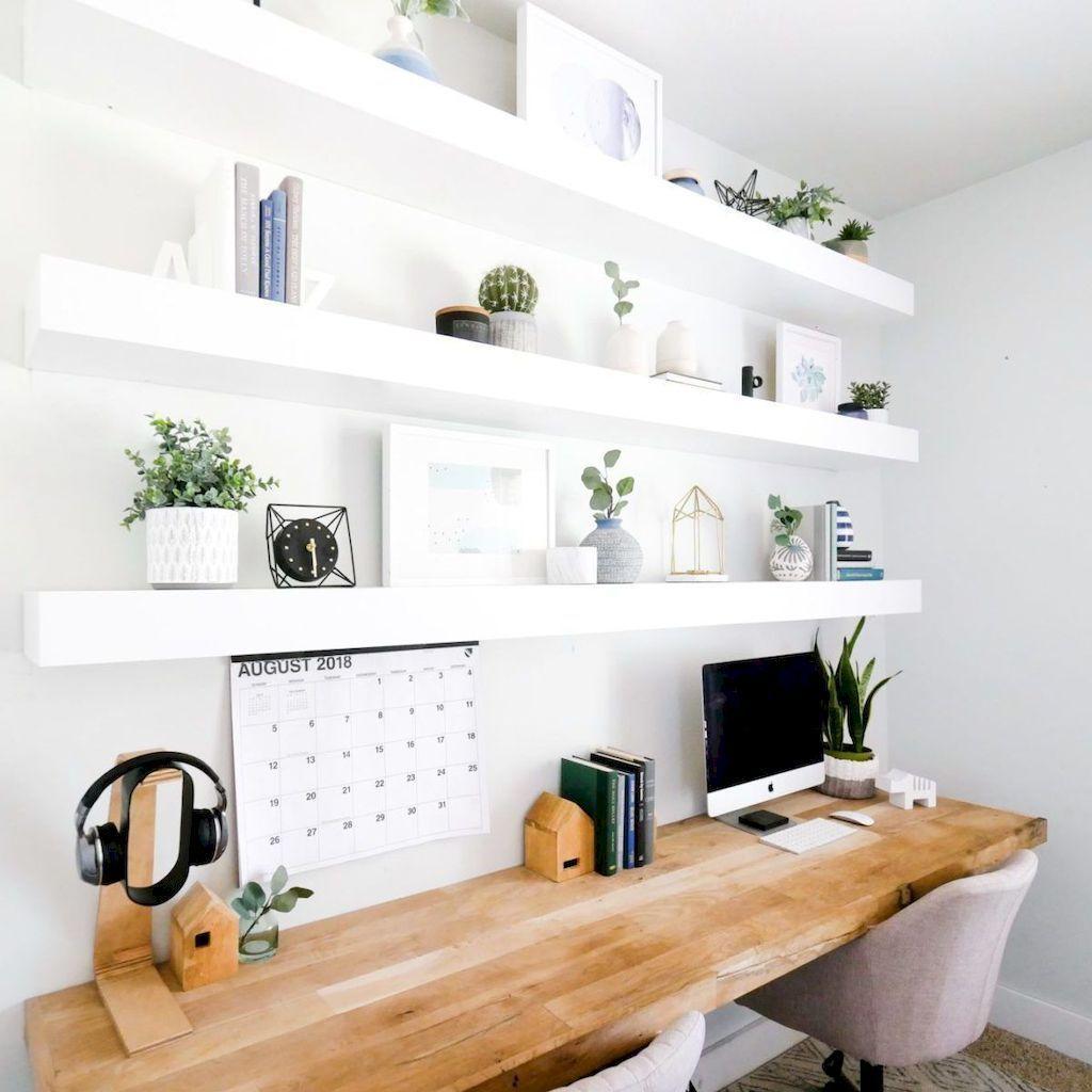 Tips For Decorating Homes With Simple And Inexpensive Decorations Di 2020 Dekorasi Rumah Desain Ruang Kerja Ruang Kerja