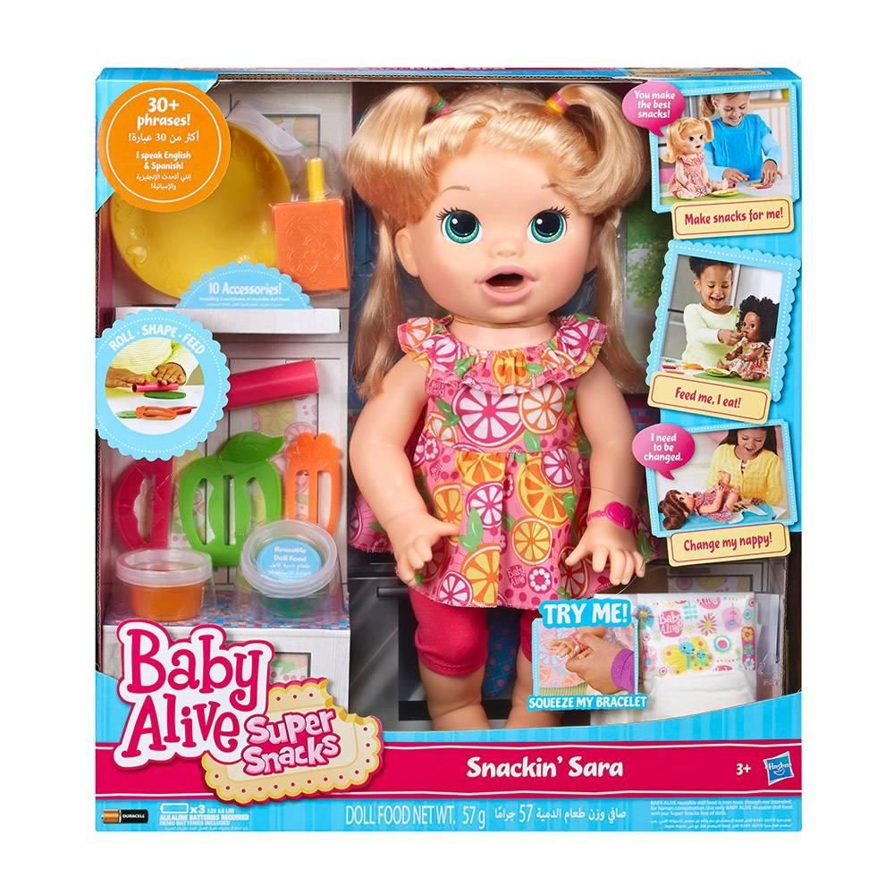 Xmas Christmas Walmart Mexico Walmart Mexico Sara Comiditas Divertidas Hasbro Baby Alive Cabello Ru Juguetes Bebe Munecas Our Generation Coche Para Ninos