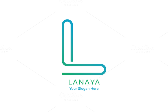 Letter L Logo Initials Logo Design Lettering Letter Logo Design