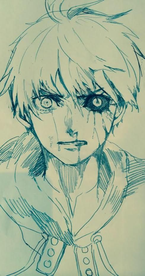 """albinos-ruined-me: """"by まるぱか ※Permission to upload this was given by the artist"""""""