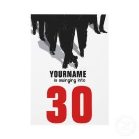 """30th """"Dirty 30"""" Birthday Party Ideas - love the Mad Men kind of theme but obviously for a girl"""